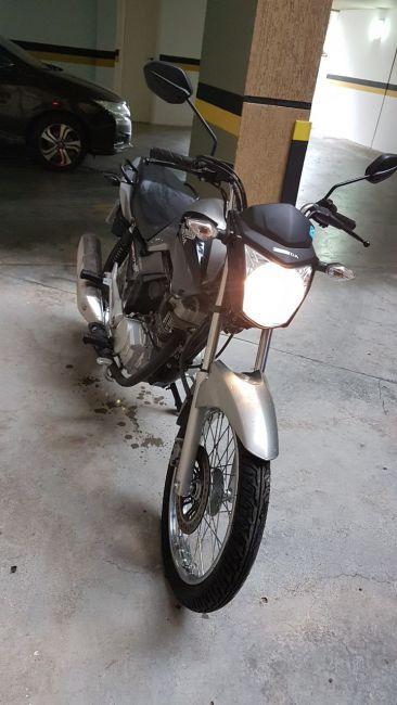Honda CG 150 Fan ESDi - Foto #4