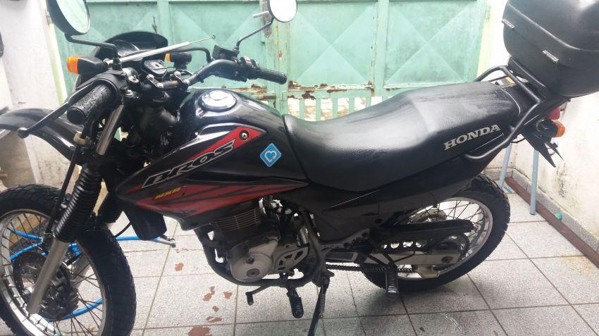 Honda NXR 150 Bros ES - Foto #5