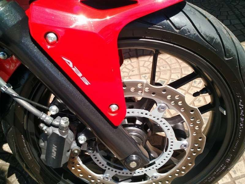 Honda CB 500F (ABS) - Foto #2