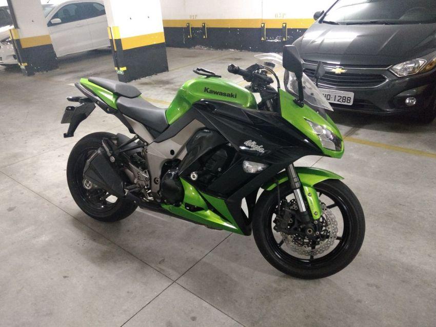 Kawasaki Ninja 1000 - Foto #10