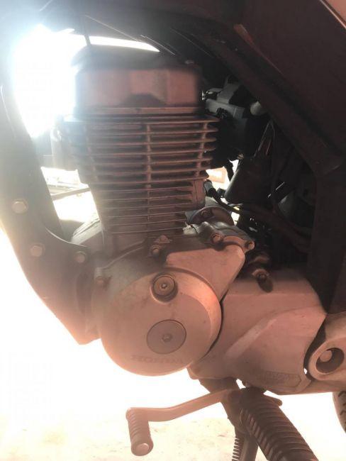 Honda CG 150 Fan ESDi - Foto #7