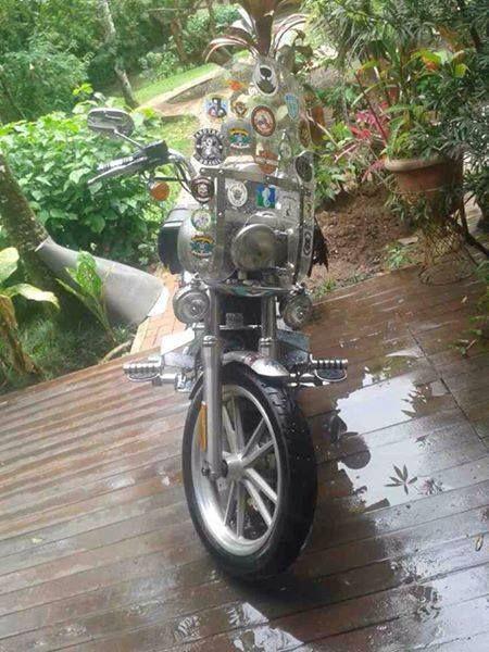 Harley-Davidson Dyna Super Glide Custom - Foto #3
