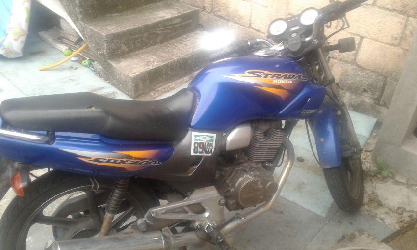 Honda CBX 200 Strada - Foto #1