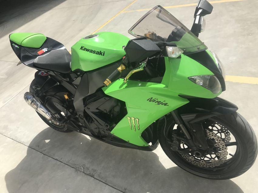 Kawasaki Ninja ZX 10 (1000cc) - Foto #1