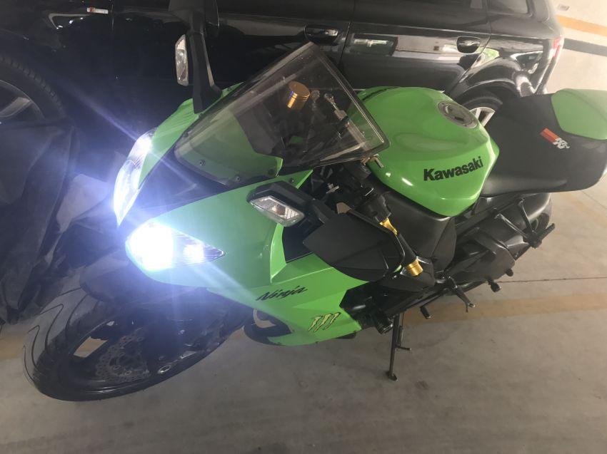 Kawasaki Ninja ZX 10 (1000cc) - Foto #4