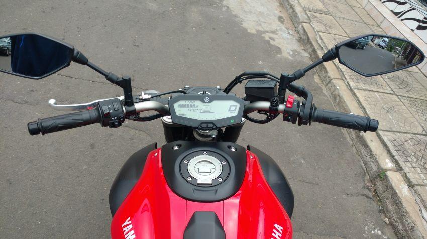 Yamaha MT 07 (STD) - Foto #1