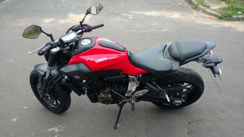 Yamaha MT 07 (STD) - Foto #4