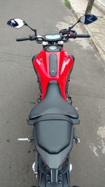 Yamaha MT 07 (STD) - Foto #6