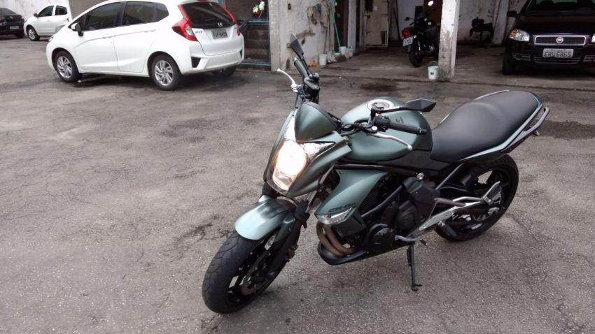 Kawasaki ER 6N - Foto #3