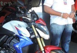 Honda CB 650F (ABS)