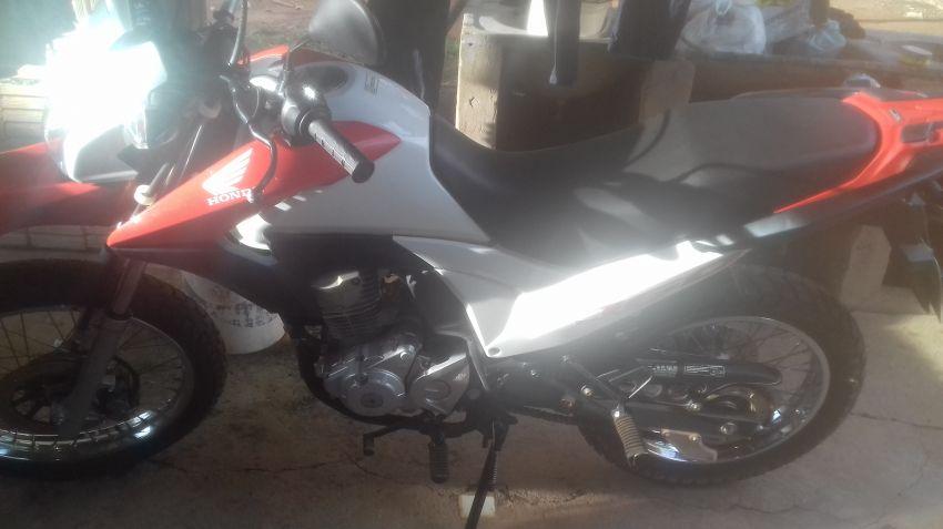 Honda NXR 160 Bros ESDD - Foto #2