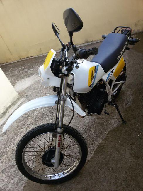 Honda XLX 250 R - Foto #7