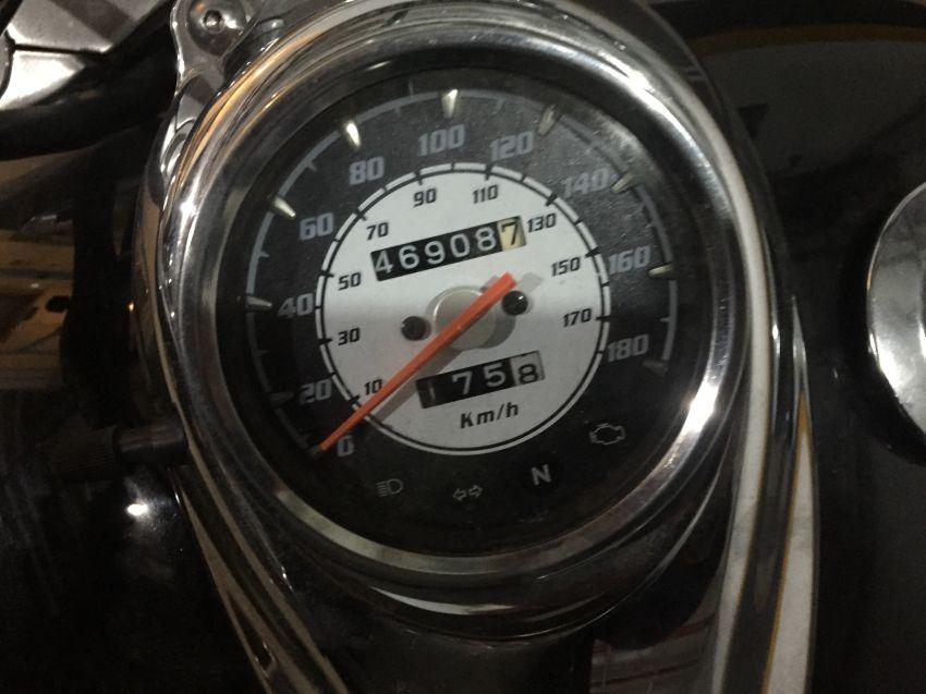 Yamaha XVS Drag Star 650 - Foto #1