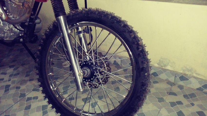 Honda CRF 230F - Foto #5