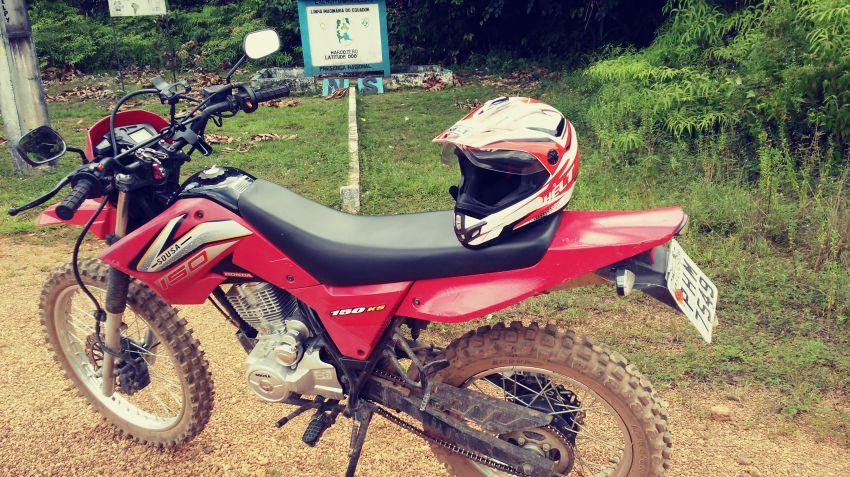 Honda CRF 230F - Foto #6