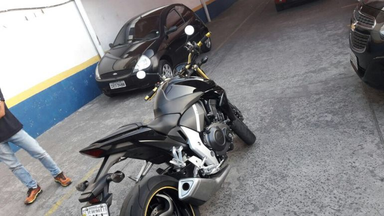 Honda CB 1000R - Foto #7