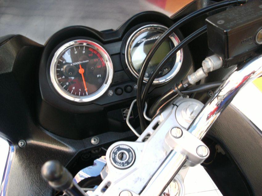 Suzuki Bandit 1250S - Foto #5