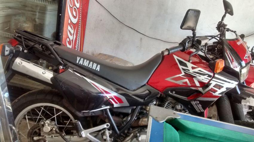 Yamaha XT 600 E - Foto #2