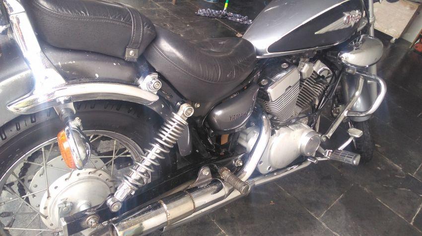 Yamaha XV 250 Virago - Foto #9