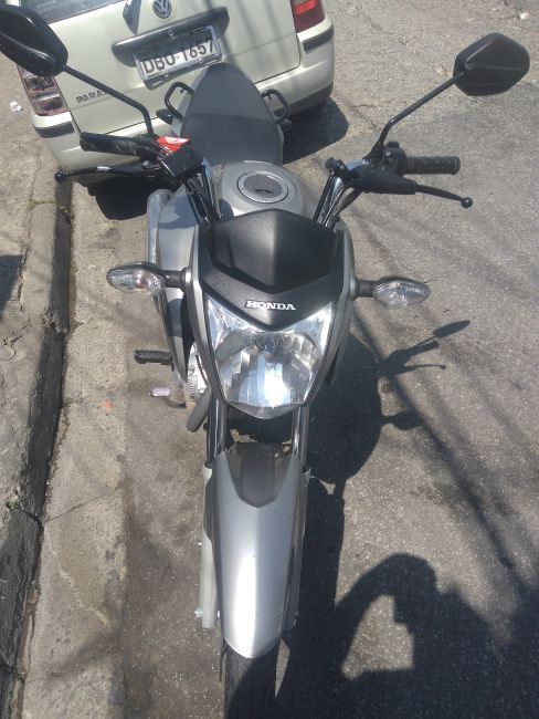 Honda Cg 160 Fan - Foto #7