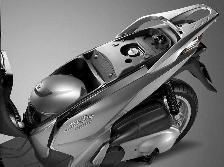 Honda SH 300i - Foto #5