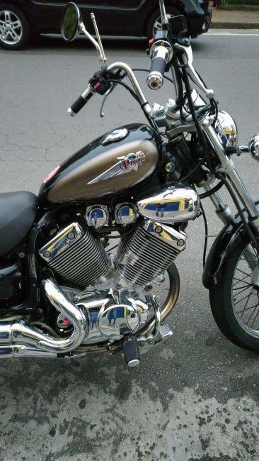 Yamaha XV 535 S Virago - Foto #6