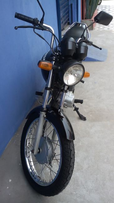Honda CG 125 Fan - Foto #3