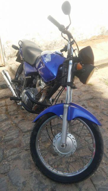 Honda CG 150 Titan KS - Foto #3