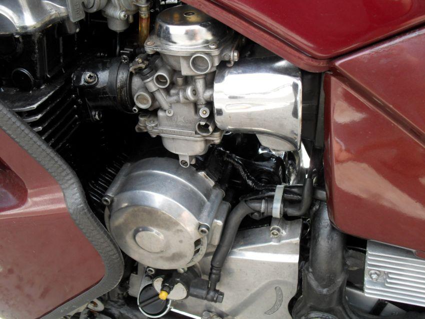 Honda CBX 750 Four Indy - Foto #5