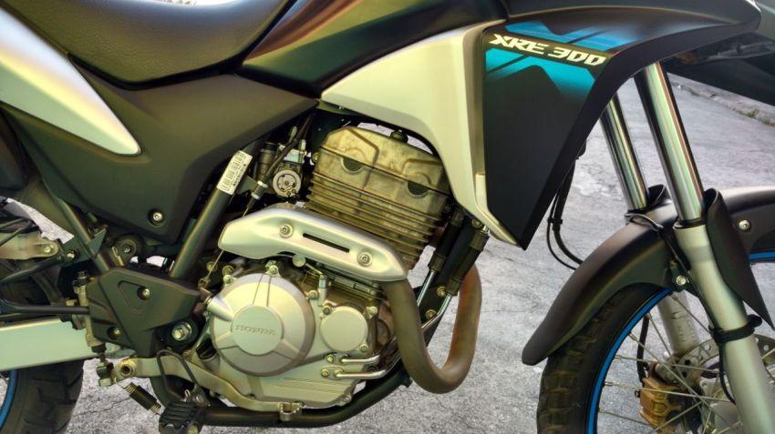 Honda XRE 300 (ABS) (Flex) - Foto #5