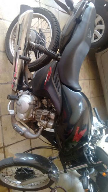 Honda CG 125 Titan ES - Foto #1