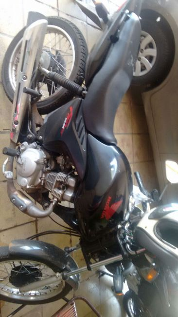 Honda CG 125 Titan ES - Foto #3