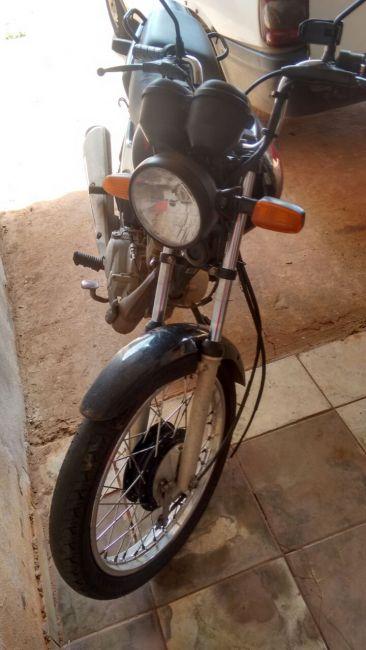 Honda CG 125 Titan ES - Foto #5
