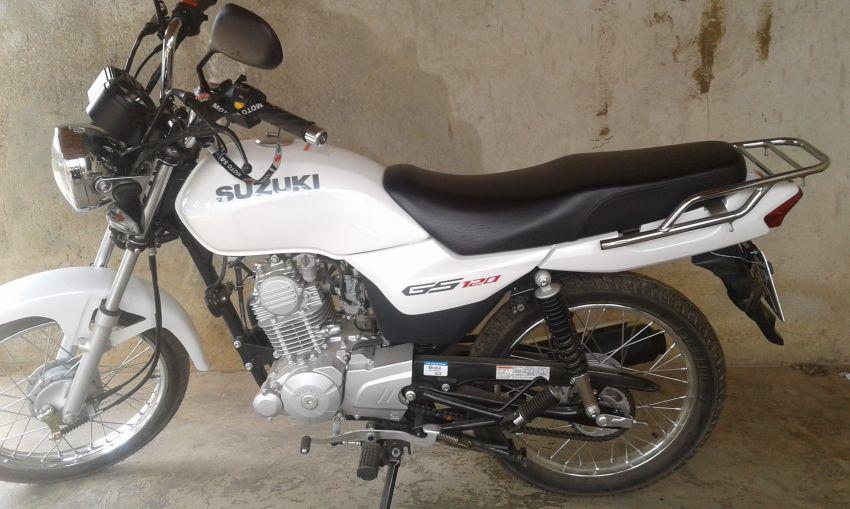 Suzuki GS 120 - Foto #2