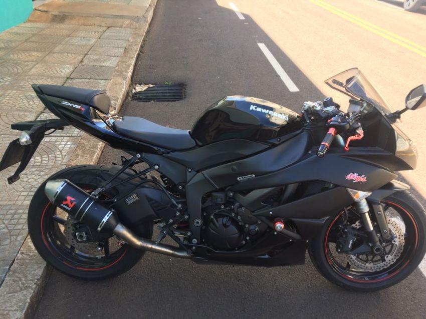 Kawasaki Ninja ZX 6R (600cc) - Foto #8