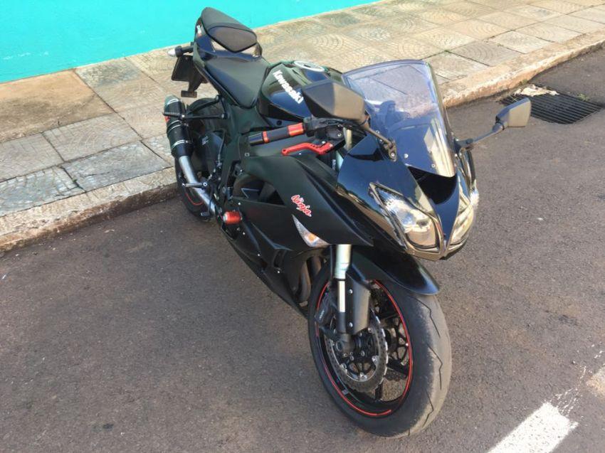 Kawasaki Ninja ZX 6R (600cc) - Foto #9