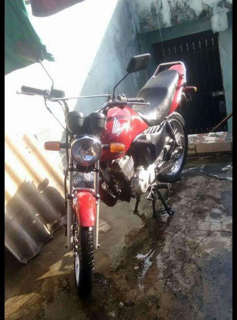 Honda CG 125 Titan KS - Foto #3
