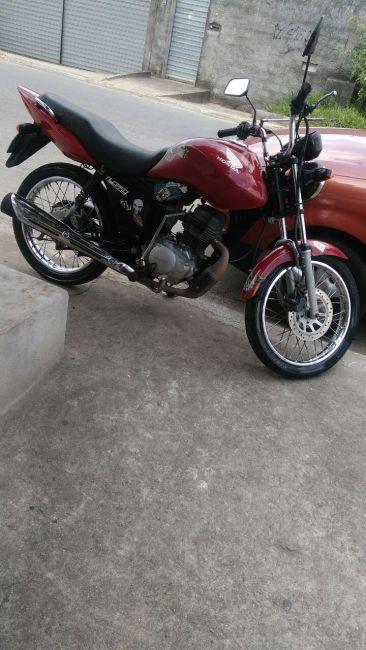 Honda CG 125 Titan KS - Foto #5