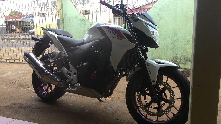 Honda CB 500F (ABS) - Foto #5