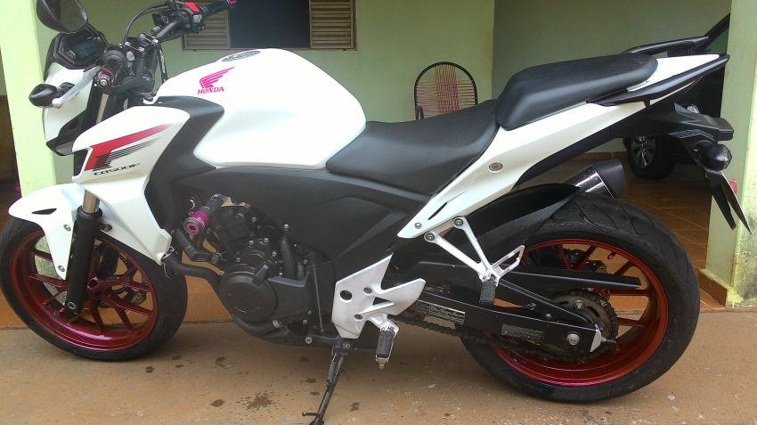 Honda CB 500F (ABS) - Foto #6