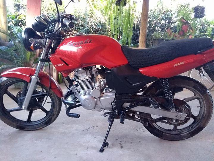 Honda CBX 200 Strada - Foto #2