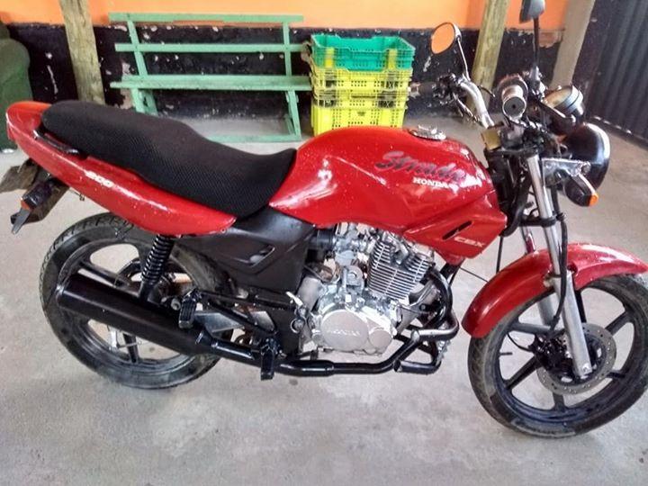 Honda CBX 200 Strada - Foto #3