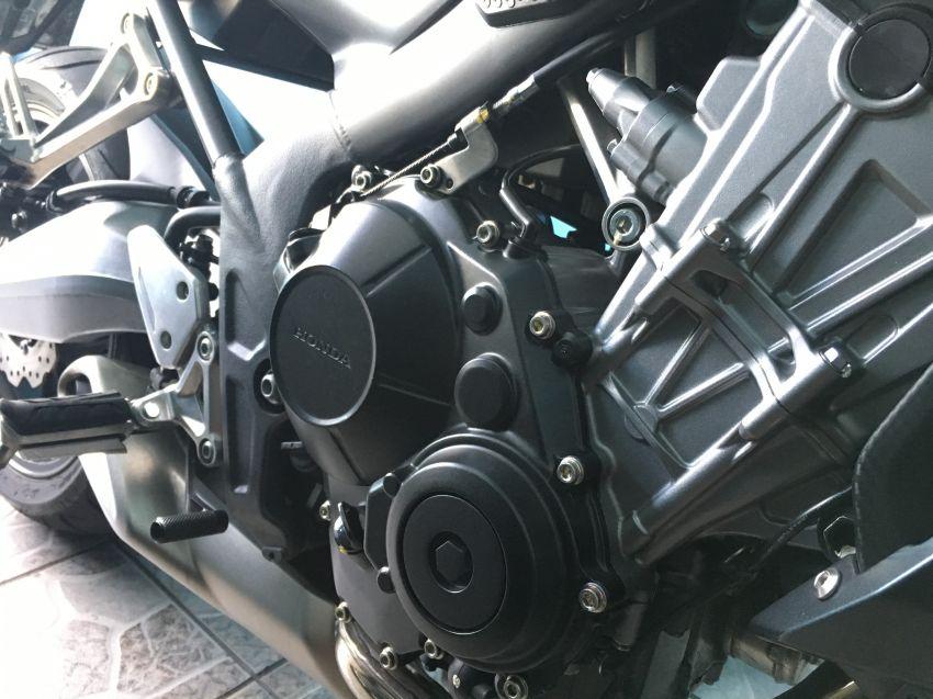 Honda CB 650F - Foto #3