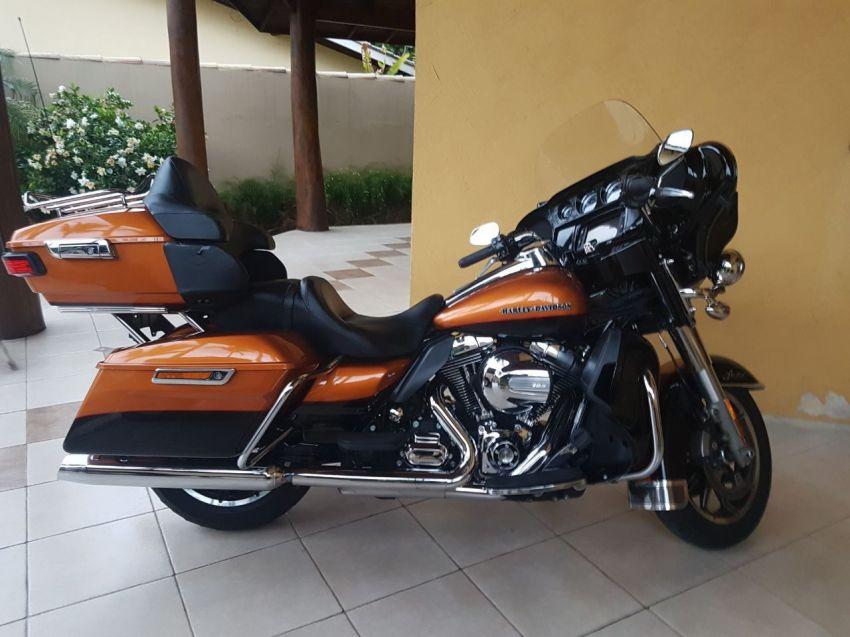 Harley-Davidson Ultra Classic Eletric Glide - Foto #3