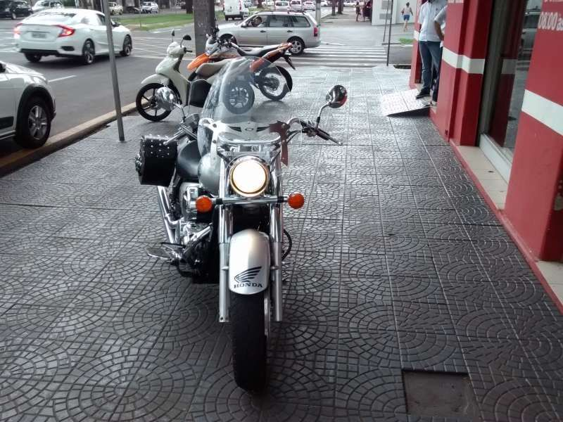 Honda Shadow AM 750 - Foto #2