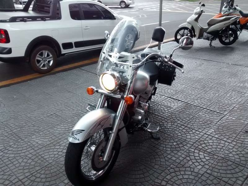 Honda Shadow AM 750 - Foto #7