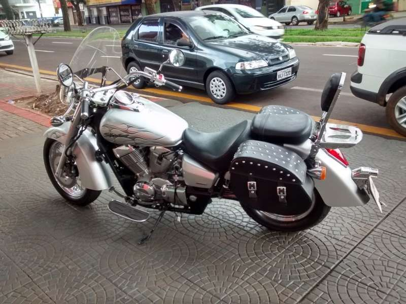 Honda Shadow AM 750 - Foto #8