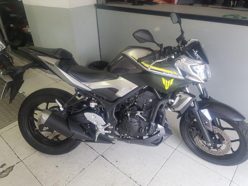 Yamaha MT 03 (660cc)