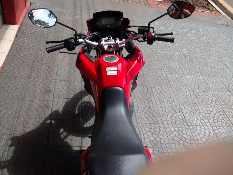 Honda XRE 190 (ABS) (Flex) - Foto #4