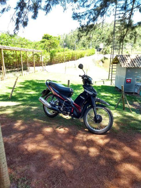 Yamaha Crypton 115 K - Foto #3